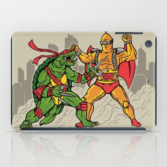 Teenage Mutant Gamera Ninja iPad Case