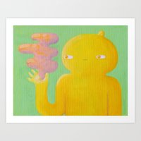 Magic! Art Print