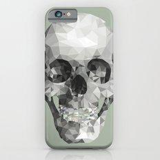 Diamond Teeth Skull  iPhone 6 Slim Case