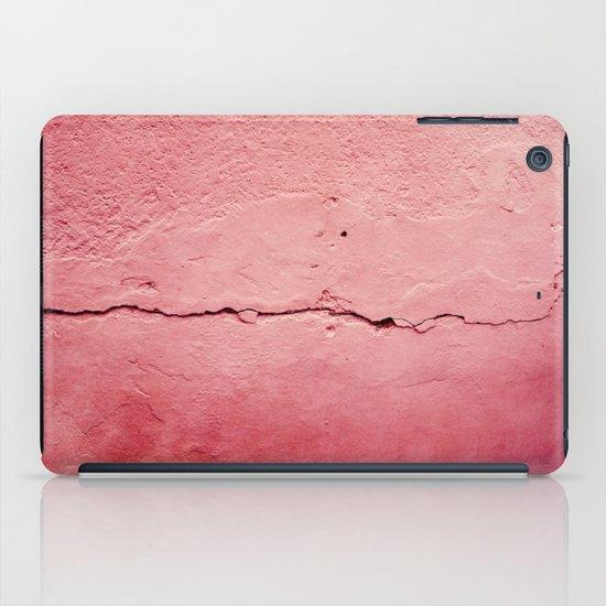 crack iPad Case