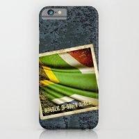 South Africa Grunge Stic… iPhone 6 Slim Case