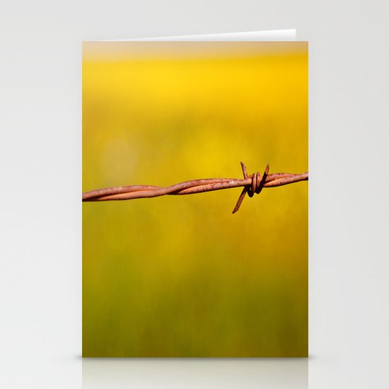 Barbed Knot Stationery Card
