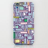 Blocked iPhone 6 Slim Case