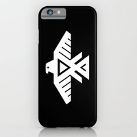 Thunderbird flag - Inverse edition version iPhone 6 Slim Case
