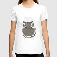 cats T-shirts featuring space cat by Louis Roskosch