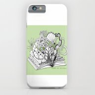 iPhone & iPod Case featuring Book Of Design - Zentang… by Vermont Greetings