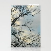 Scarred Skys Stationery Cards