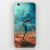 SAGITTARIUS form the Dancing Zodiac iPhone & iPod Skin