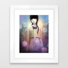Sweet Secrets Framed Art Print