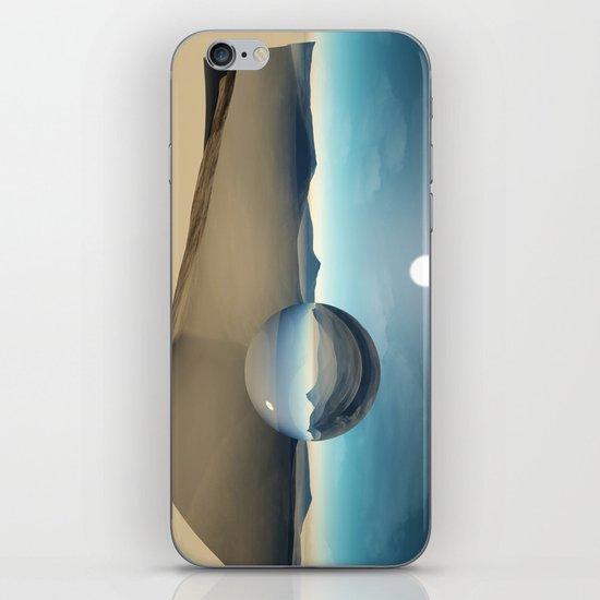 desert sphere void iPhone & iPod Skin