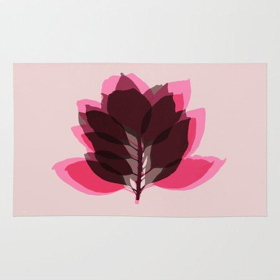 Blossom Pink Area & Throw Rug