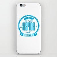 Be Skeptical iPhone & iPod Skin