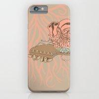 iPhone & iPod Case featuring THE SOUND - ANALOG zine by Alberto Corradi
