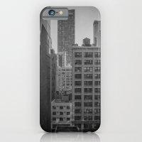 grimy nyc window... iPhone 6 Slim Case