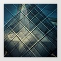 abstract architecture 2 Canvas Print