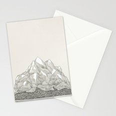 The Mountains and the Woods Stationery Cards