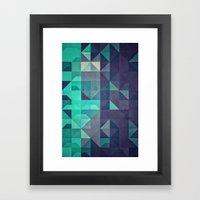 Bryyt Tyyl Framed Art Print