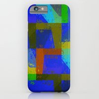 Colorful Truth. Blue. iPhone 6 Slim Case