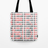 NERD INSIDE Tote Bag