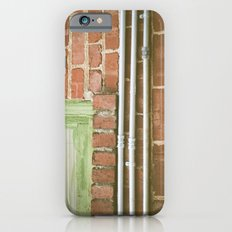 station house, subdued iPhone 6 Slim Case