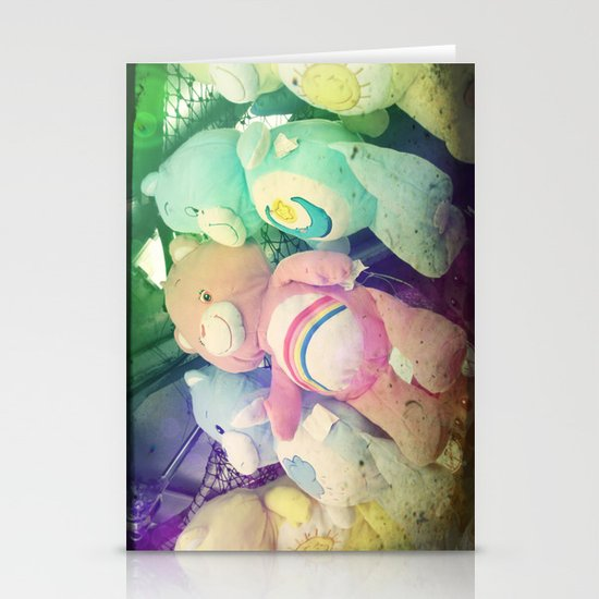 Tarnished Dreams Stationery Card