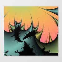 Thorns of Extinction  Canvas Print