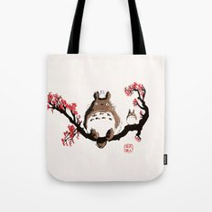 My neighbour art Tote Bag