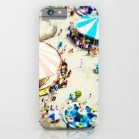 iPhone & iPod Case featuring Carnivale by Mina Teslaru