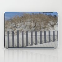 Sand Dune Ripples iPad Case