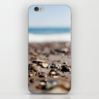rocky shore iPhone & iPod Skin