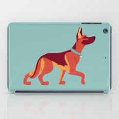 Man's Best Friend iPad Case