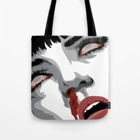 There Goes Mrs. Mia Wall… Tote Bag