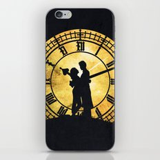Through Time and Space iPhone & iPod Skin