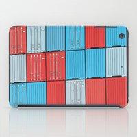 Import / Export iPad Case