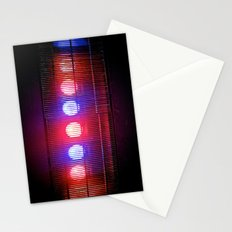 Let the light shine through. (Colour) Stationery Cards