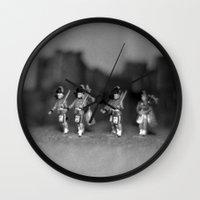 Highlanders Wall Clock