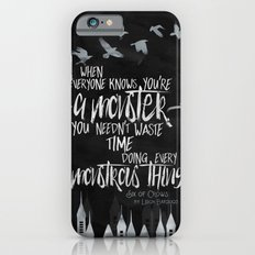 Six of Crows - Monster Slim Case iPhone 6s