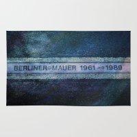 Berliner Mauer Rug