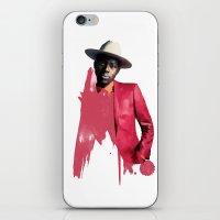 Theophilus London iPhone & iPod Skin