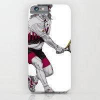 Tennis Agassi iPhone 6 Slim Case