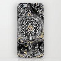 Manipura°^Golden Waves … iPhone & iPod Skin
