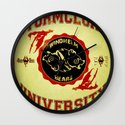 Stormcloak University(Skyrim) Wall Clock