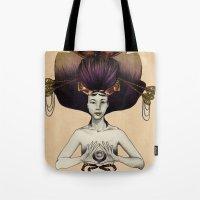 C A N C E R - Colour Ver… Tote Bag