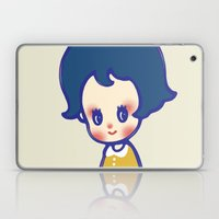A Little Girl  Laptop & iPad Skin