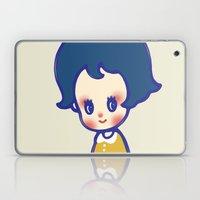 a little girl  Laptop & iPad Skin