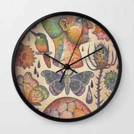 Wall Clock - Rebus (The Ingredients) - Vladimir Stankovic