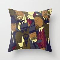 Django Unchained Throw Pillow