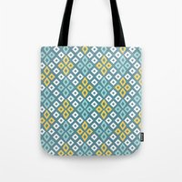 Tote Bag featuring Bog Star by Wild Notions