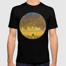 Noah Mens Fitted Tee Black SMALL