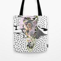 Sweetly Lavender Tote Bag